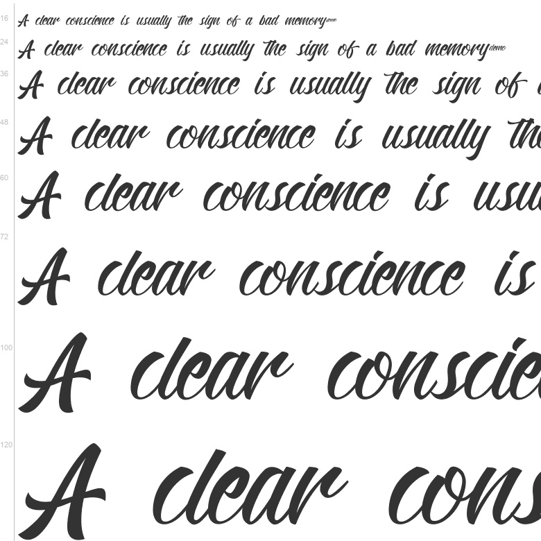 Download Free Fonts: Kadisoka Script | Calligraphy | Letterhend Studio