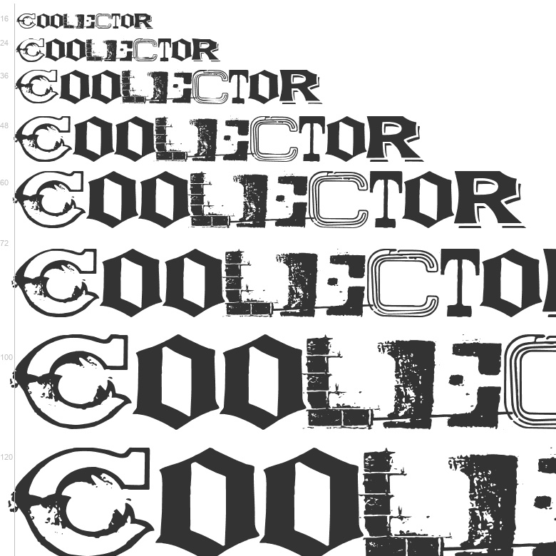 Free Fonts: Coolector